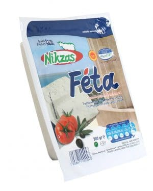 Feta Cheese PDO (12x200g)